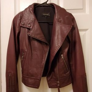 Mackage Leather Jacket *New Condition